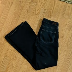 Paige jeans high rise bell canyon